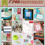 12 FREE Back-To-School Printables!