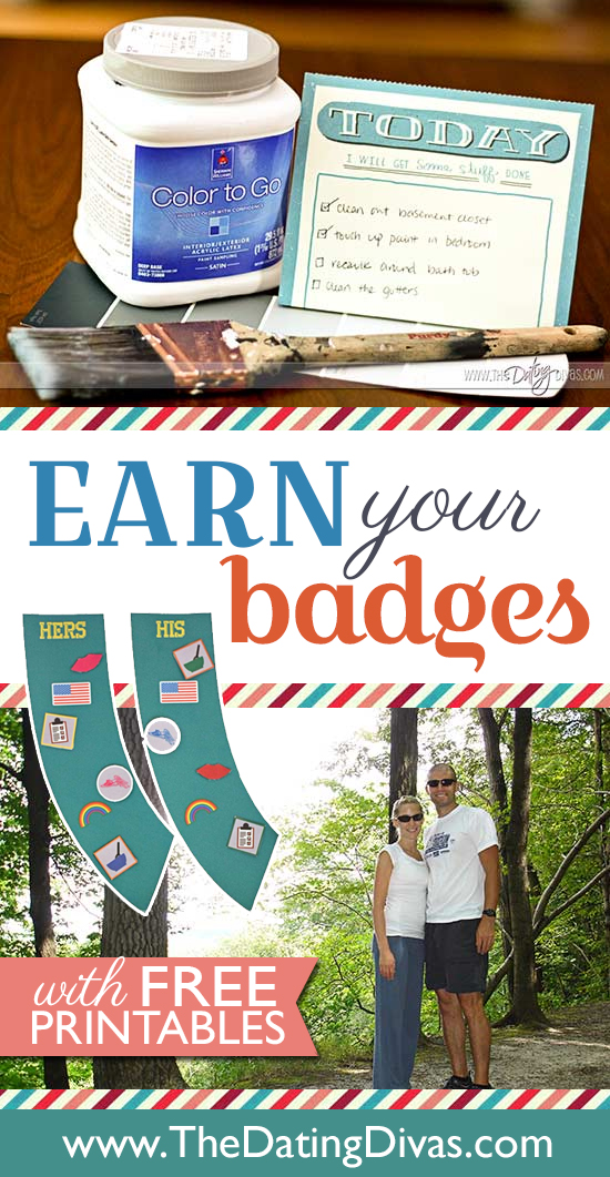 Paige - Sept Badges - Pinterest