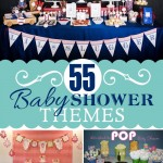55 Darling Baby Shower Themes