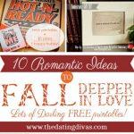 "10 Romantic Ideas to ""Fall"" Deeper in Love"