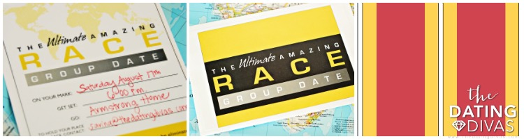 Amazing Race Invite