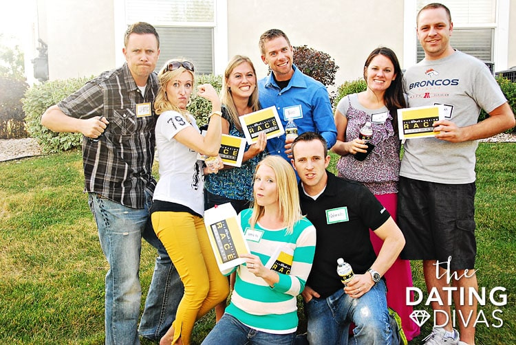 DIY Amazing Race Party