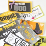 10 Free Halloween Love Notes