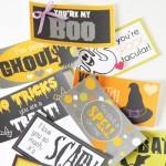 10 Free Halloween Love Notes
