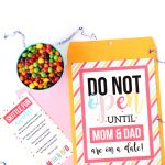 Another Kid Date Night Envelope Idea!