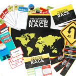 The ULTIMATE 12 Amazing Race Game Pack
