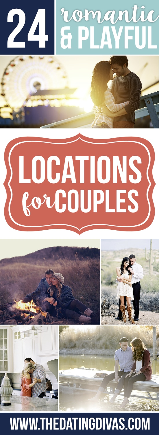 Cute Couples Photography Locations