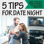 5 Tips to Make Dating at Home a Success!