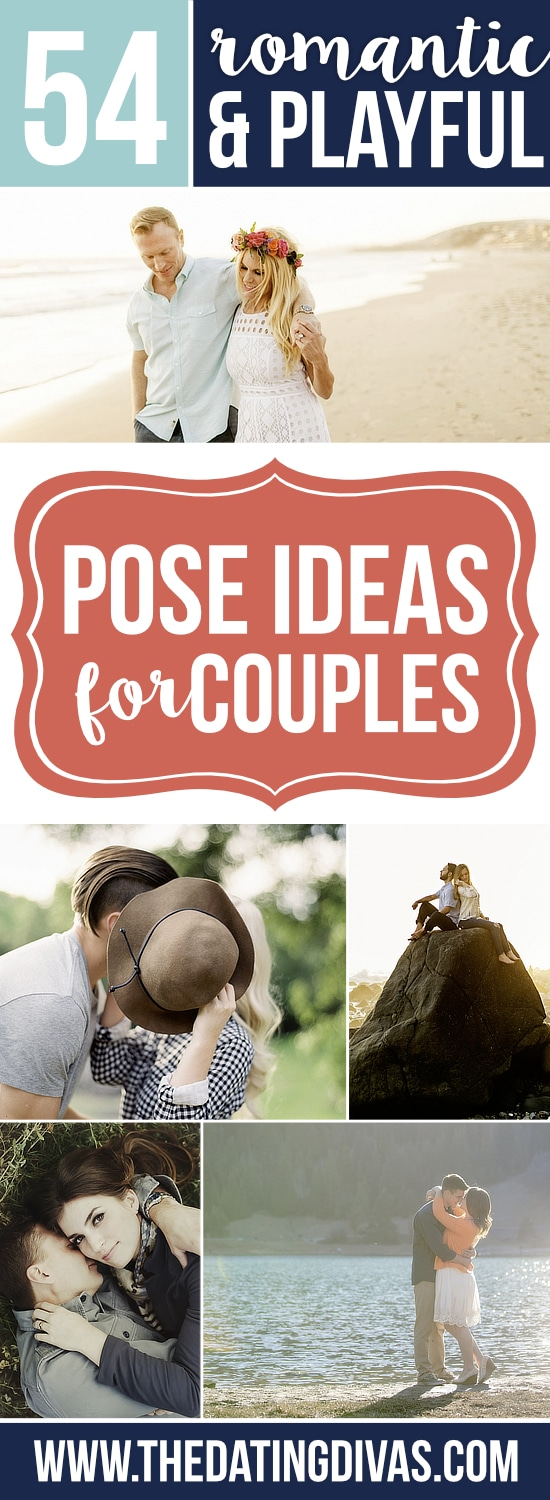 Pose Ideas for Cute Couple Pictures