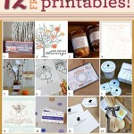 12 FREE Printables for Thanksgiving!