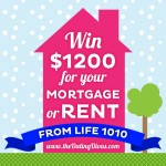Win $1200 for your Mortgage or Rent!