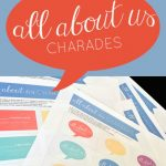 """""""All About Us"""" Charades Date Night"""