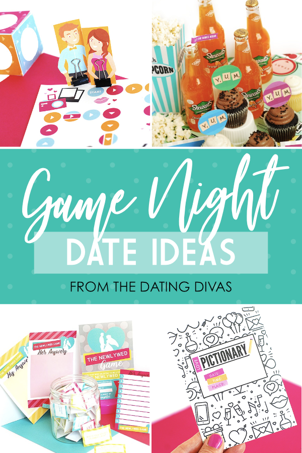 Game Night Winter Dates