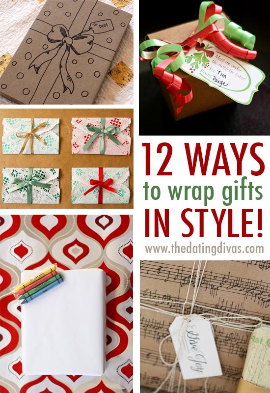 Paige - Dec Wrap it Up - Pinterest