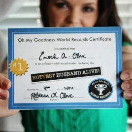 World Record Date