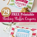 29 Stocking Stuffer Coupons