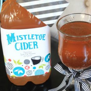 mistletoe-cider