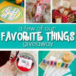"""Our Favorite Things"" Giveaway & Blog Hop"