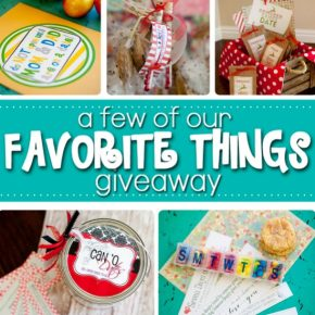 our-favorite-things-giveaway-and-blog-hop