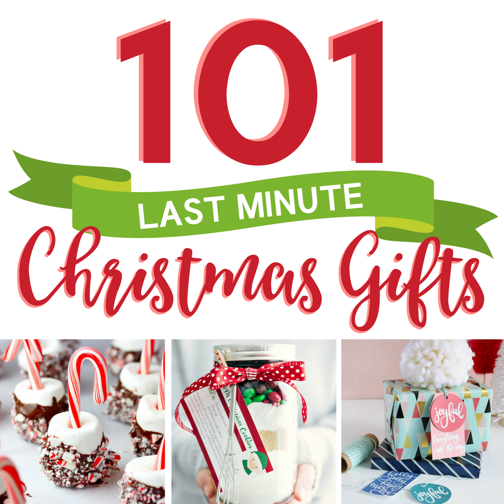 101 Last Minute Christmas Gifts - The Dating Divas
