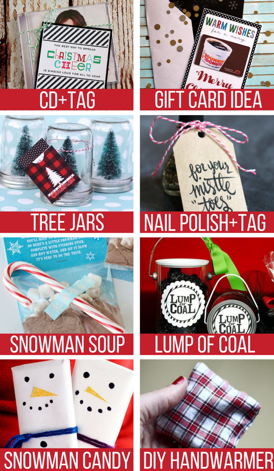 Last Minute Christmas Gift Stocking Stuffer Ideas