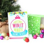 Win It In A Minute: Christmas Games