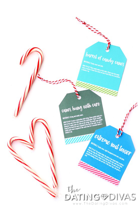 Dating divas christmas printables