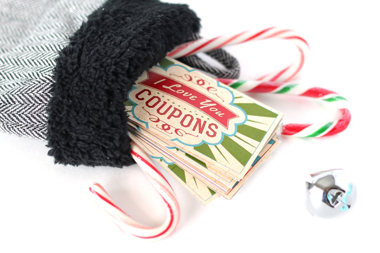 Coupon Book for Christmas Gift