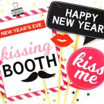 New Year's Eve Makeout Party for Two!