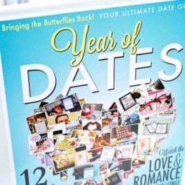 Year of Dates Binder