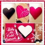 DIY Gift: Winter Heart Warmers for Your Love