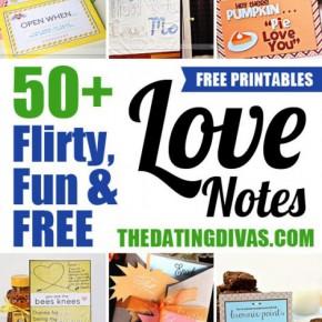 Flirty Love Notes