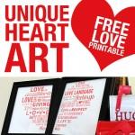Romantic Heart Art