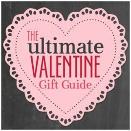 Ultimate Valentine Gift Guide