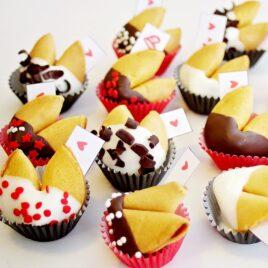 Valentine Fortune Cookie Countdown