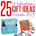 25 Valentine's Gift Ideas Under $25