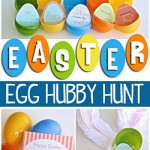 Easter Egg Hubby Hunt