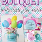 Love Note Egg Bouquet