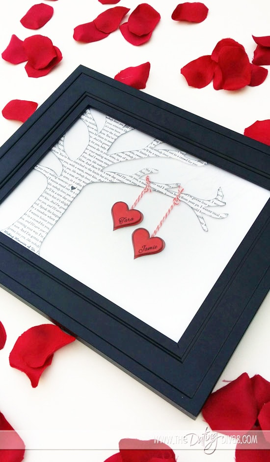 Home decorating on a budget pictures of hearts.