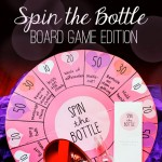 Spin the Bottle: Board Game Edition