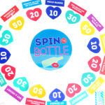 16 Dares for Spin the Bottle: A Sexy Printable Game for Couples