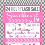 Valentine's Day 24-Hour Flash Sale!