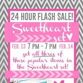 Valentine Flash Sale