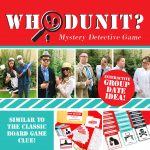 Whodunit? Mystery Detective Game