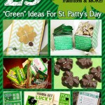 """25+ """"Green"""" Ideas For St. Patrick's Day"""