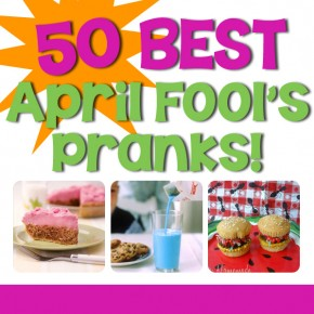 April Fool's Prank Ideas