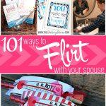 flirting vs cheating 101 ways to flirt girls free printable