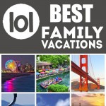 101 Best Family Vacations