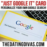 """Just Google It"" Card"