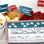 National Chocolate Chip Day- S'more Fondue